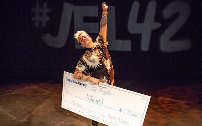Winnipeg Comedian Wins $25K in SiriusXM 'Top Comic' Competition