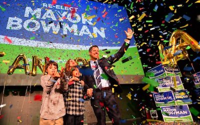 Brian Bowman Wins Second Term as Winnipeg Mayor