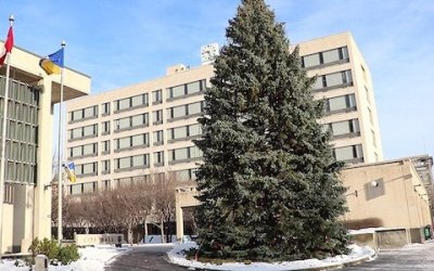 Winnipeg Looking for Christmas Tree Candidate for City Hall
