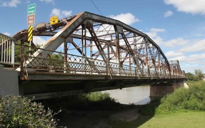 Person Rescued from Red River Near Louise Bridge