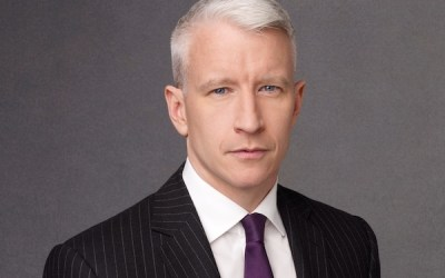 Anderson Cooper to Appear at Centennial Concert Hall in September