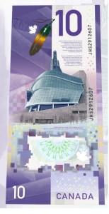 Canada $10 Banknote - Viola Desmond