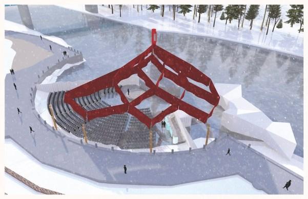 Pavilion Sub-Zero
