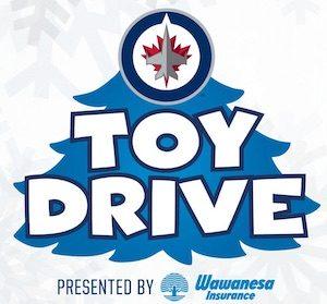 Winnipeg Jets Toy Drive