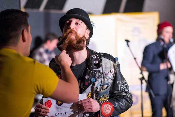 Festival du Voyageur Beard Growing Contest