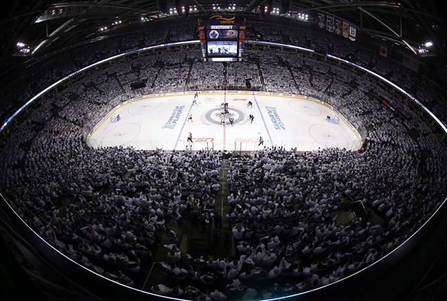Bell MTS Place - Winnipeg Jets