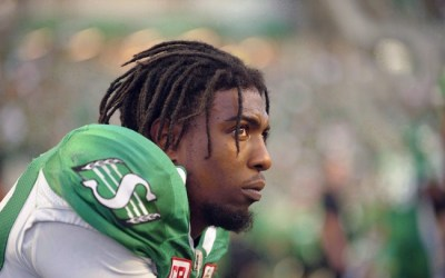 Former Roughrider Pleads Guilty to Pot Possession, Gets Absolute Discharge