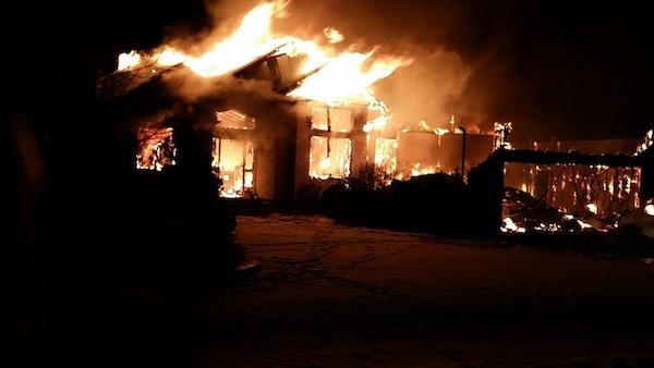 Oak Bluff Fire