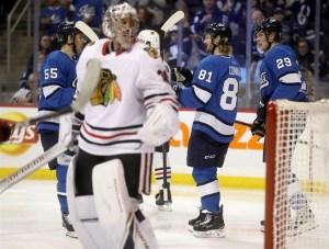 Winnipeg Jets - Chicago Blackhawks