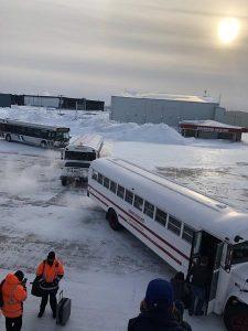Goose Bay United Flight