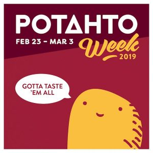 Potahto Week