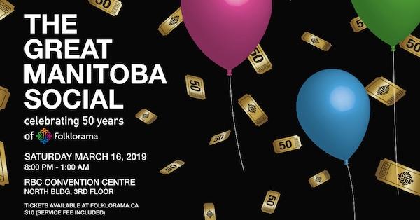Folklorama - Great Manitoba Social
