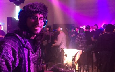 Groovin' to the Beat: Festival du Voyageur's 'Silent Disco' Proves Wildly Popular