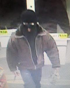 Selkirk Robbery Suspect