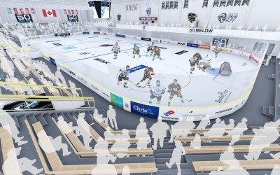 Winnipeg Ice Spending $1.2M on Upgrades to Wayne Fleming Arena