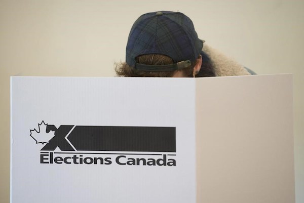 Elections Canada - Voting