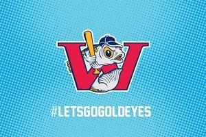 Winnipeg Goldeyes Logo