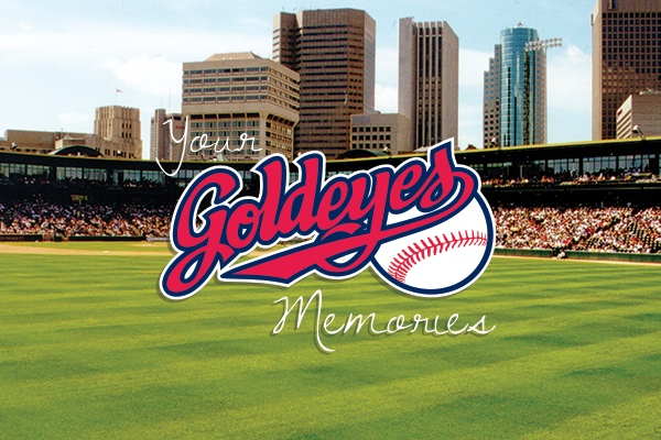Winnipeg Goldeyes Memories