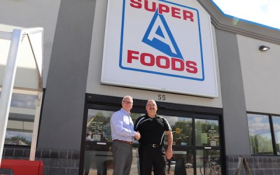 Red River Co-op Goes Shopping for Super A Foods in Gimli