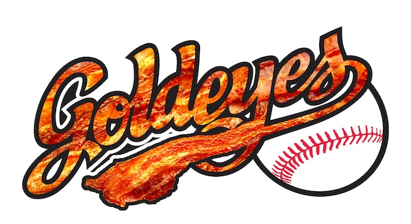 Winnipeg Goldeyes Bacon Night