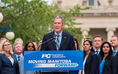 PC Leader Brian Pallister Claims, 'Mr. Kinew's Inexperience is Showing'