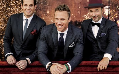 The Tenors Returning to Winnipeg with Christmas Tour