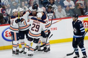 Edmonton Oilers - Winnipeg Jets