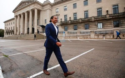 Wab Kinew Says Manitoba Election Shows NDP is on the Road to Recovery