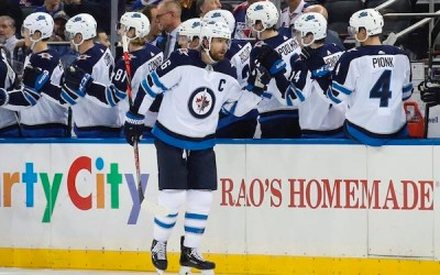 Winnipeg Jets Fall 6-4 to Rangers in Wild Opener