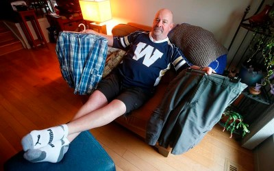 'Still Waiting:' Bombers Fan Shirks Slacks for 18 Years Waiting for a Grey Cup Win