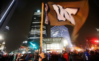 Blue Bombers Hosting Grey Cup Social on Friday Night