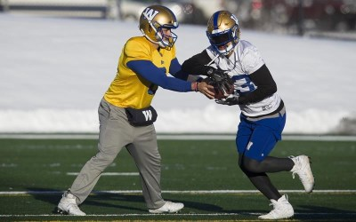 Homegrown Winnipeg Blue Bombers Keen to End Their City's Grey Cup Drought