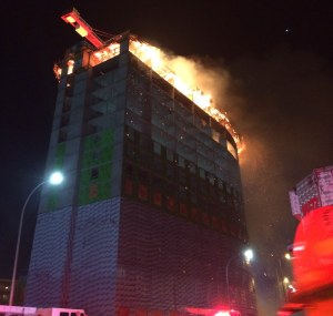 The Arc - Pembina Highway Apartment Fire