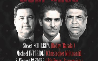 Stars from 'The Sopranos' at Club Regent in March