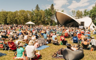Tickets to 47th Annual Winnipeg Folk Festival on Sale