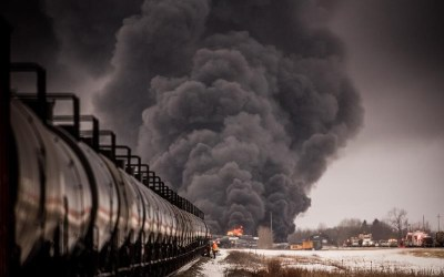 Slow Down Ordered After Second Train Carrying Oil Derails Near Saskatchewan Town