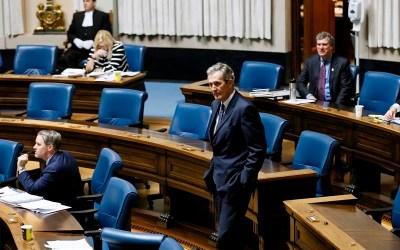 Manitoba Legislature May Return to Somewhat Normal During Pandemic