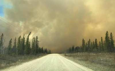 Manitoba First Nation Forced to Flee by Fire Can Return Home: Red Cross