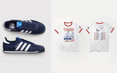 Adidas T-Shirt and Runners Commemorating Terry Fox Run Sell Out in Minutes