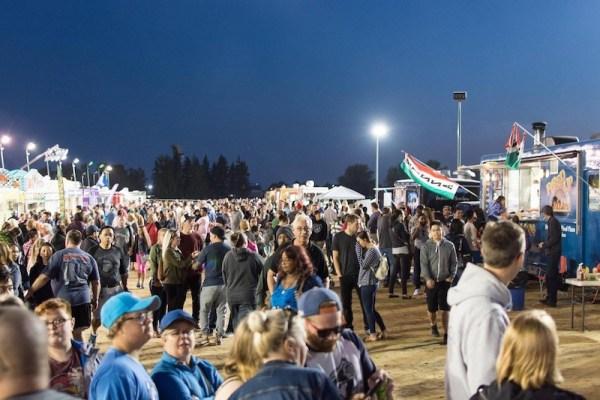 Assiniboia Downs Manitoba Night Market and Festival