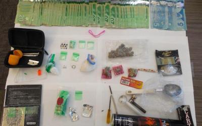 Cocaine, Marijuana Seized in Selkirk Drug Bust