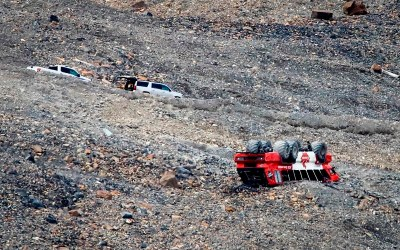 Rock Slide Ruled Out: No Cause Yet for Bus Crash That Killed Three Near Glacier