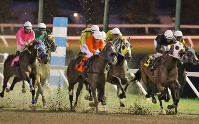Diodoro's Something Natural-Favoured in the Manitoba Derby