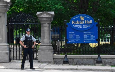 Bail Hearing Postponed for Manitoba Man Accused in Rideau Hall Gate-Crashing