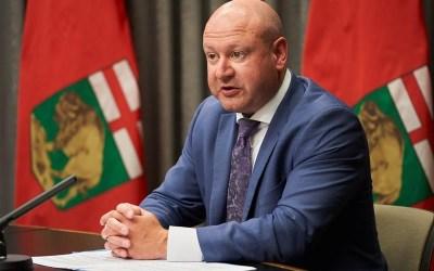 Masks Made Mandatory for Winnipeg as COVID-19 Surges