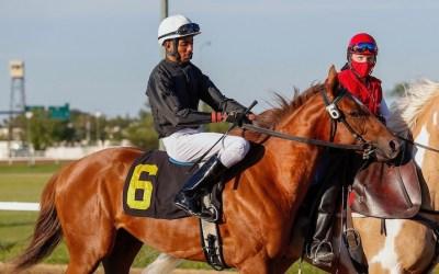 Impressive Melisandre Wins CTHS Sales Stakes
