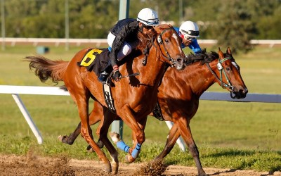 Stakes-Winning Sisters Featured This Week at Assiniboia Downs