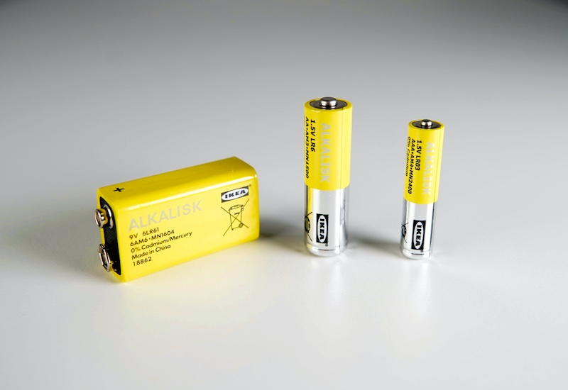 IKEA Batteries