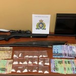 Three Charged in Drugs, Weapons Seizure on Peguis First Nation