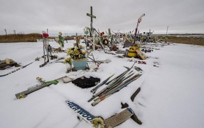 'It Means a Lot': Planning Underway for Permanent Humboldt Broncos Crash Memorial